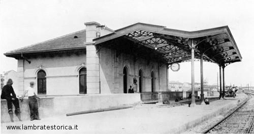 1931 Stazione di Milano Lambrate