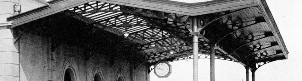 1931 Stazione di Lambrate